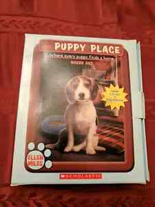 The Puppy Place box set of 5 books