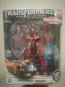 Leader class sentinal prime transformers