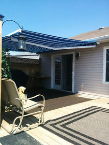 High Quality Awnings, Installation & Repairs
