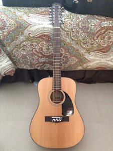 Fender 12 string acoustic