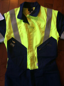 Fire Resistant Coveralls (Brand New)
