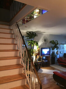 --BEAUTIFUL TOW HOUSE FOR SUBLET 1OCT-1NOV
