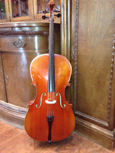 Cello 3/4 size Made in Germany - German Cello