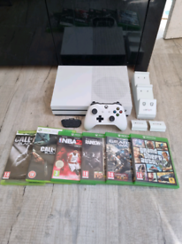 Xbox one s 6 games