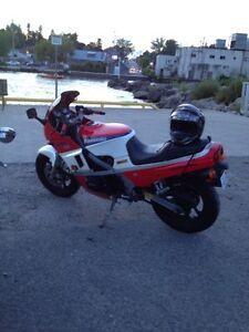 Kawasaki Ninja 600 R Rare