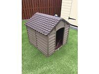 Outside Dog Kennel/house