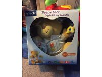 Vtech sleepy bear digital baby monitor