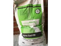 Gyproc Easifill 10kg - unopened - RRP £17.00