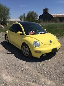 2001 Vw Beetle GLS SPORT TURBO