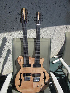 double neck electric