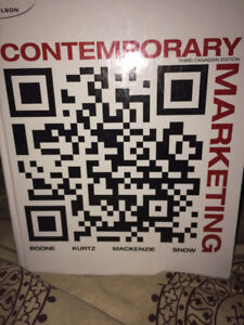 ADMS 2200 Contemporary Marketing 3rd Edition