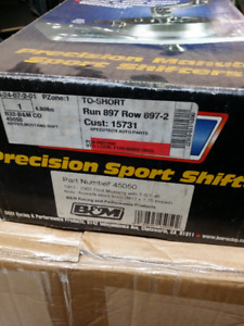 Brand New B&M Precision Manual Sports Shifter 83-03 Ford Mustang