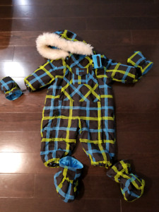 Baby Gusti snowsuit- 18 month