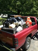 Dump Runs Done! Jacks Junk Removal and Small Delivery