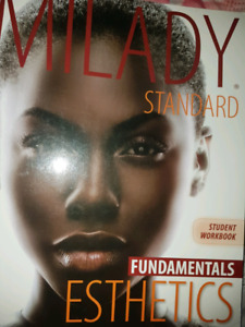 Milady standers fundamentals texbooks