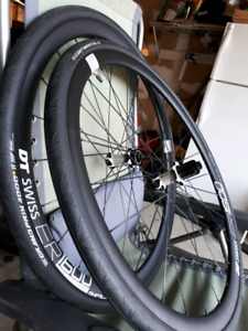 2018 DT Swiss ER 1600 SPLINE 32 Clincher disc wheels