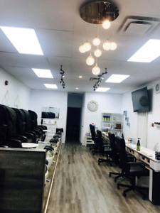 ANNIE NAILS AND BEAUTY +