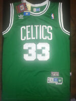 jersey chandail boston celtics larry bird 33 men taille large