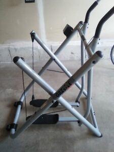 Tony Little GAZELLE Freestyle Xtreme cross-trainer for sale