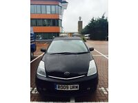 PCO car to rent or hire Toyota Prius £110