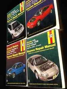 Haynes Repair Manuals