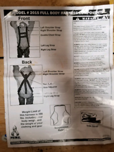 Hunting Safety Harness