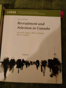 Nait Business HR textbooks for sale