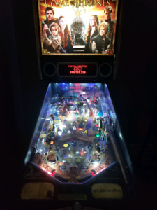 Game of thrones pro pinball for trade