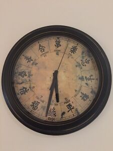 ERGO QUARTZ WALL CLOCK