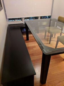 Custom Made Banquette Bench Seating