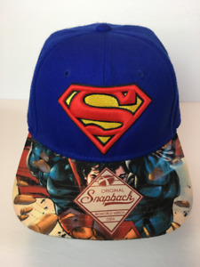 9797219c74a7e Superman - Baseball Cap   Hat - Man of Steel