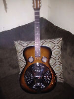 Nice Regal RD-45 With Upgrades Dobro In Time For Christmas