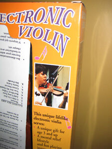 electronic violon