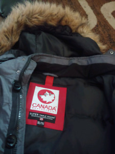 canada weather gear triple goose jacket