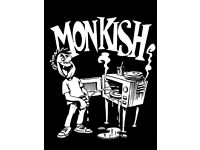 Lead Guitarist wanted for MONKISH London based cabaret punk band