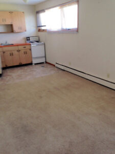 One or two bedrooms suite for rent