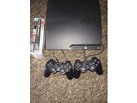 PS3 gaming kit (mint condition)