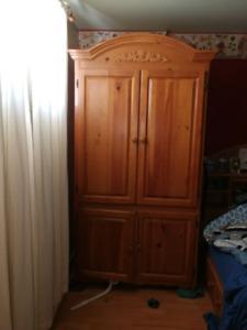 Armoire meuble pour télévision