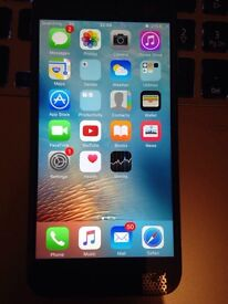 iPhone 6 any network. 16 gb