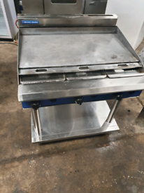 Blueseal Gas griddle