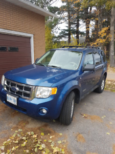 2008 Ford Escape AWD V6 XLT