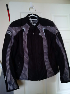 Ladies Black Shift Jacket