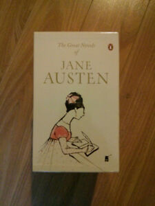 The Great Novels of Jane Austen Collection