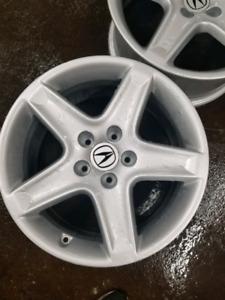 2004-2008 Acura TL rims mags 5x114.3