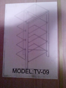 ***BRAND NEW***HOME THEATER COMPONENT RACK***
