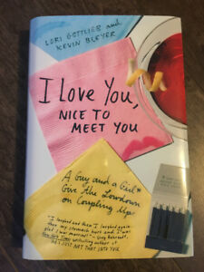 Book: I Love You, Nice to Meet You, Hardcover