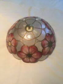 Uplighter lampshade