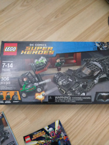 Lego DC Super Heroes Kryptonite Interception #76045