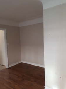 Bachelor apartment available July first