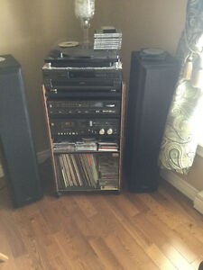 Complete Home Stereo System
